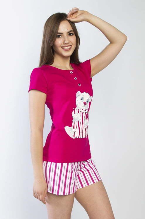 Пижама Умка, Фуксия