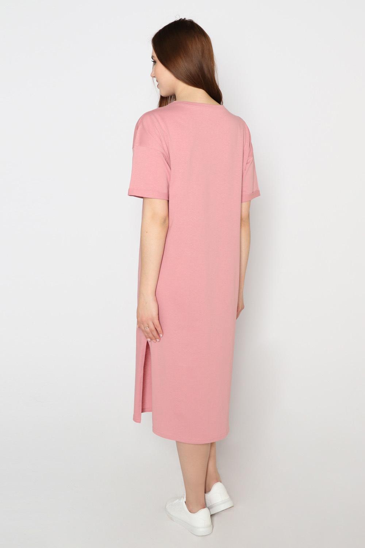 Платье Икона стиля, пудровое