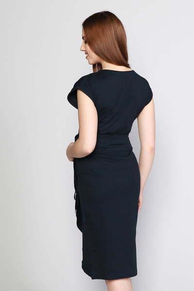 Платье Пудра, Темно-синее