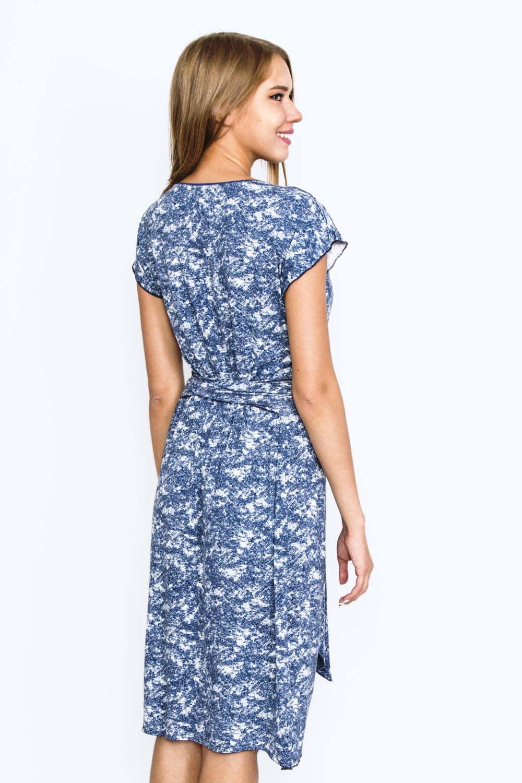Платье Лагуна, Многоцветное
