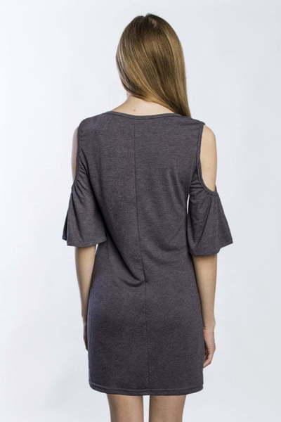 Платье SUMMER, Фиолетовое