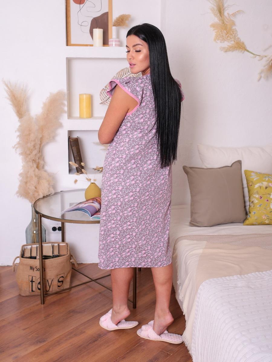 Ночная сорочка, Розовая
