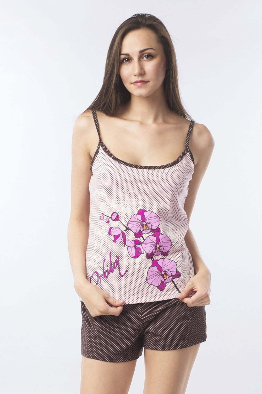 Домашний комплект Орхидея, Розовый