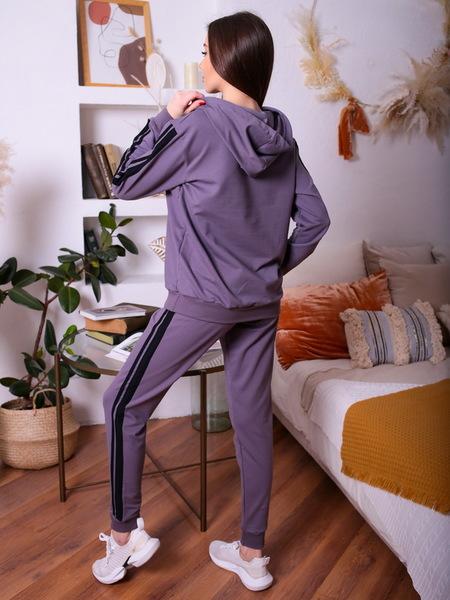 Костюм К-199, Фиолетовый