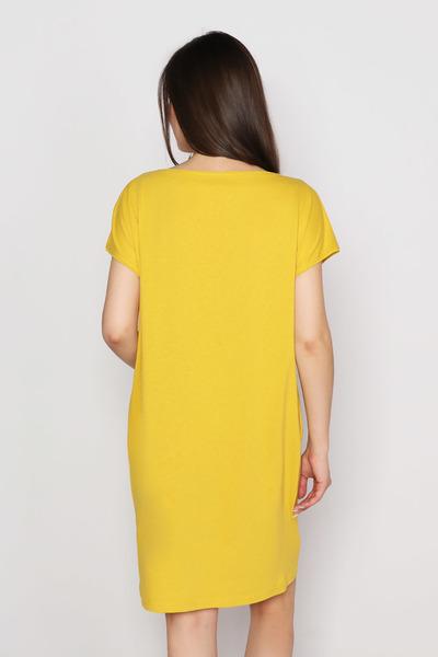 Платье Монро, Горчица