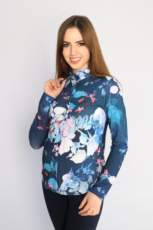 Рубашка Карамель, Тёмно-синяя