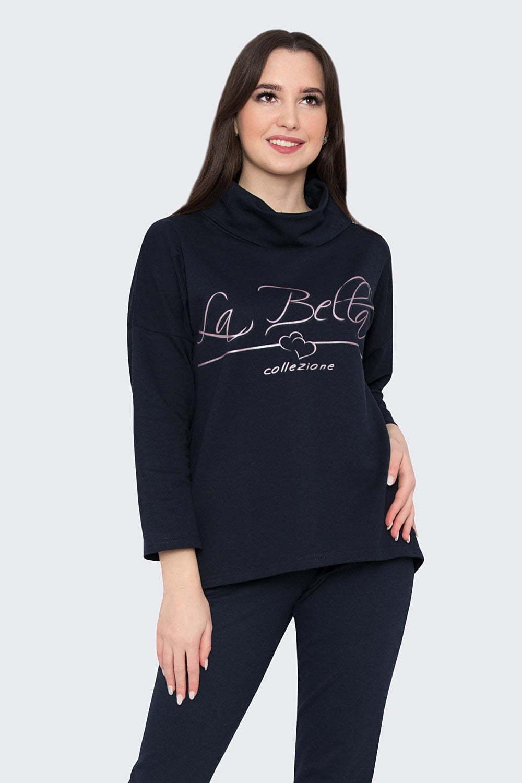 Джемпер La Bella, Тёмно-синий