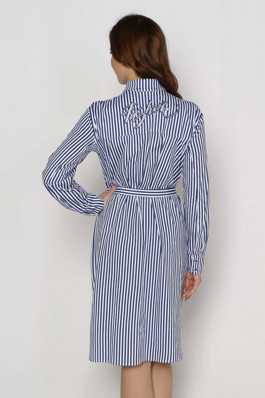 Платье МЕРЛИН, Голубой