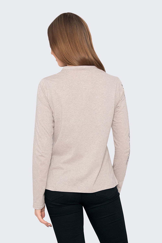 Рубашка Камелия, Бежевая