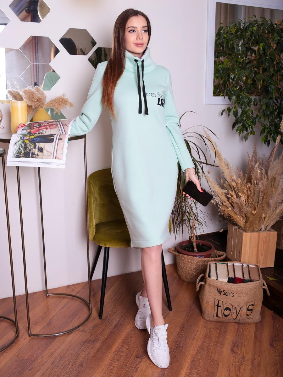 Платье П-131, Ментол