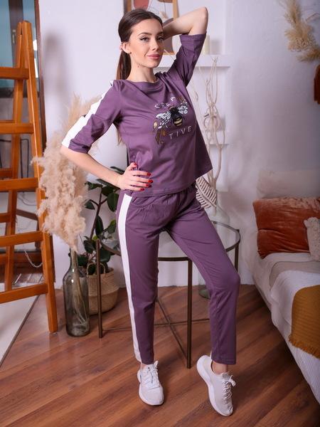 Костюм К-200, Фиолетовый