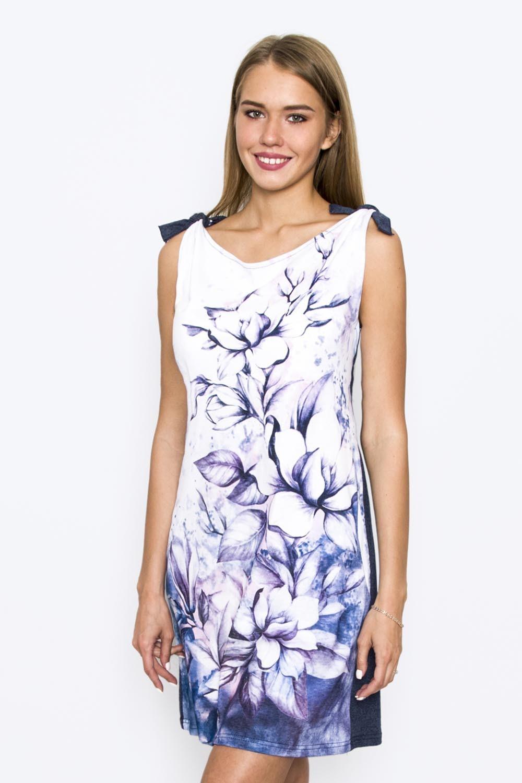 Туника Cotton, Многоцветная