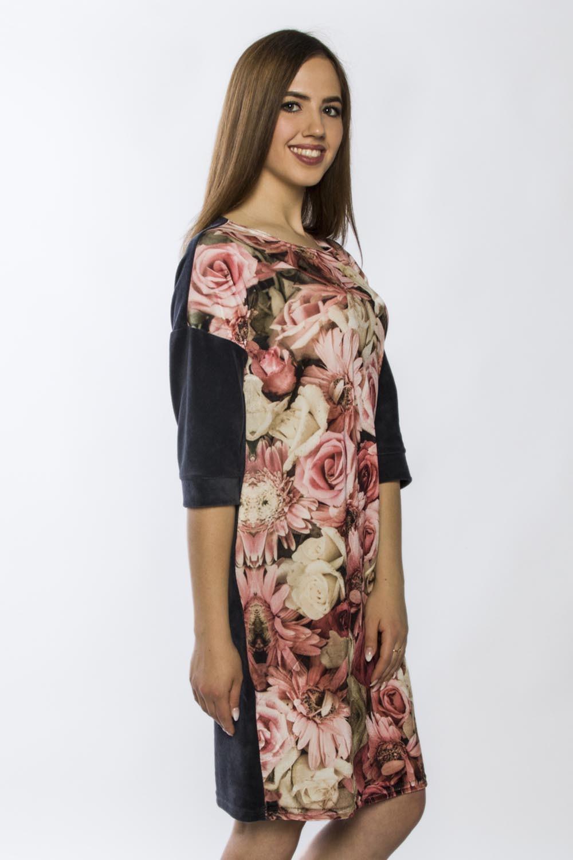 Туника Хризантема, Многоцветная