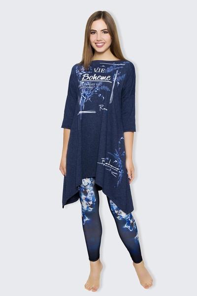 Платье, Тёмно-синее