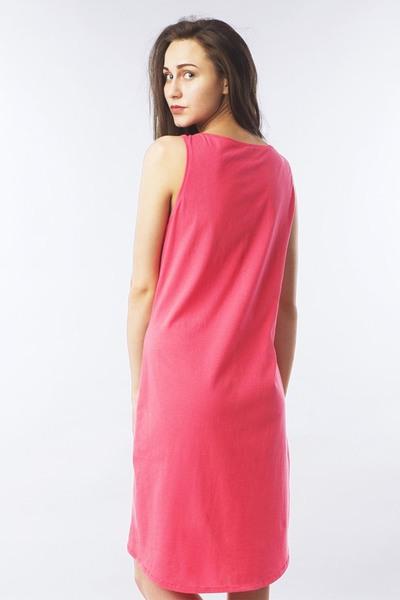 Платье Розовый песок, Коралл